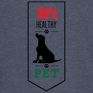 100 Healthy pet - Vintage Sport T-Shirt