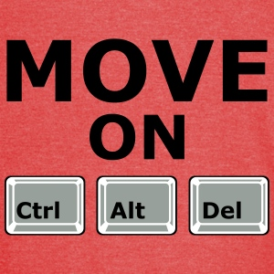 MOVE ON - Vintage Sport T-Shirt
