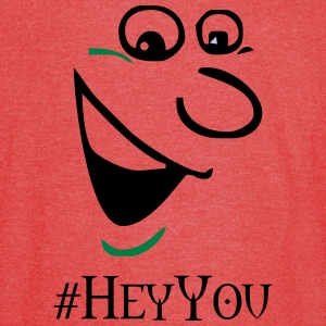 Hey You - Vintage Sport T-Shirt