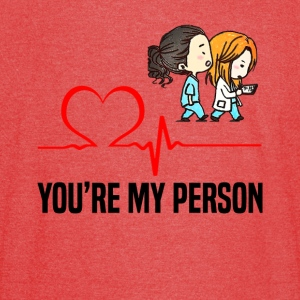 Grey s Anatomy You are my person - Vintage Sport T-Shirt