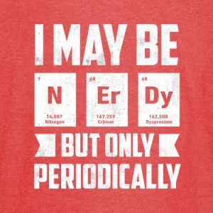 Nerd Periodically - Vintage Sport T-Shirt