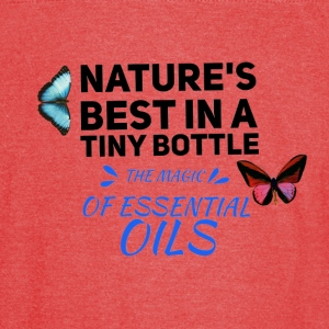 natures best in a tiny bottle, essential oils - Vintage Sport T-Shirt