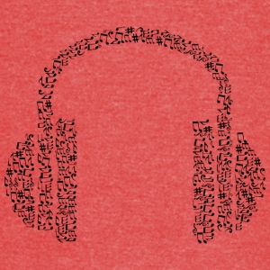 Abstract headphone - Vintage Sport T-Shirt