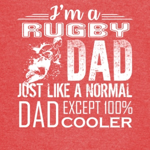 RUGBY DAD LOVE TEE SHIRT - Vintage Sport T-Shirt