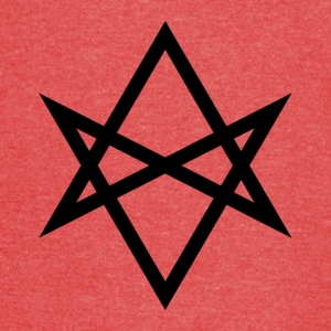 Justin James 'Hexagram' logo - Vintage Sport T-Shirt