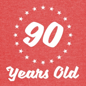90 Years Old - Vintage Sport T-Shirt