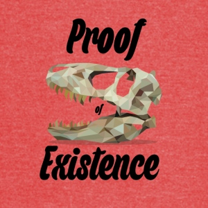 Proof existence - Vintage Sport T-Shirt