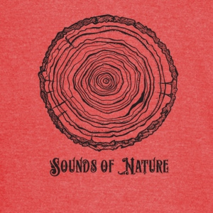 sounds of nature tee - Vintage Sport T-Shirt