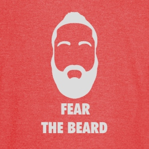 Fear The Beard - Vintage Sport T-Shirt