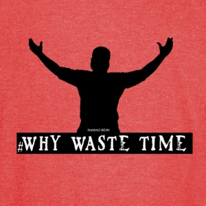 Why Waste Time 1 - Vintage Sport T-Shirt