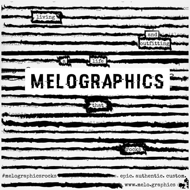 MELOGRAPHICS   Blackout Poem