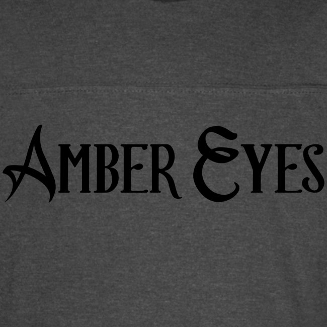 AMBER EYES LOGO IN BLACK