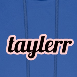 Taylerr Brand Bold Logo // 2nd collection // - Men's Hoodie