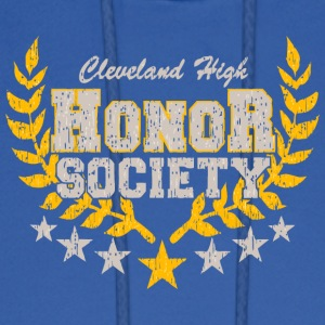 Cleveland High HONOR SOCIETY - Men's Hoodie