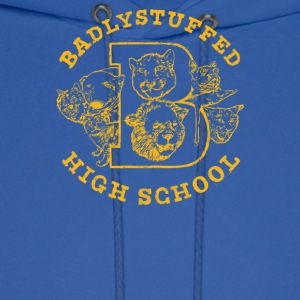 Badlystuffed high school - Men's Hoodie
