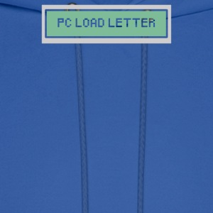PC Load Letter - Men's Hoodie