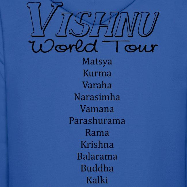 Vishnu World Tour