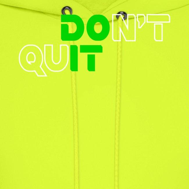 DON'T QUIT #5