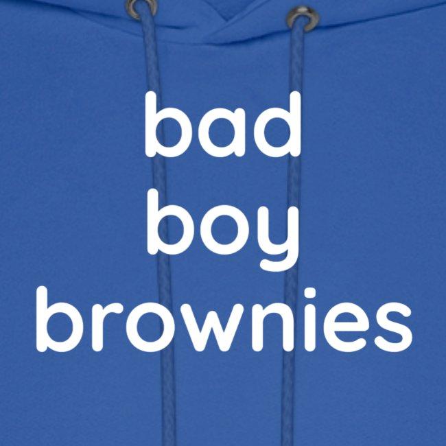 bad boy brownies