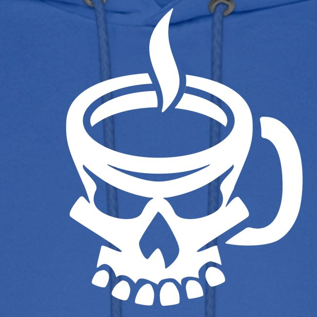 Caffeinated Coffee Skull