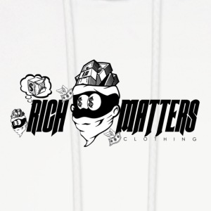 Rich Matters Clothing Brand - Men's Hoodie