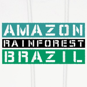 Amazon rainforest Brazil - Men's Hoodie