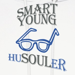 SMART YOUNG HUSOULER - Men's Hoodie