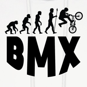 BMX Evolution - Men's Hoodie