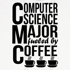 Computer Science Major Fueled By Coffee - Men's Hoodie