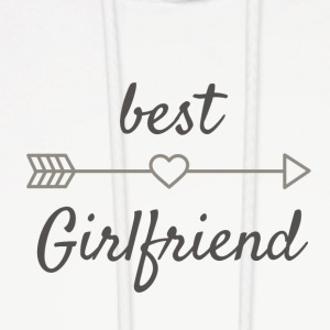 Best Girlfriend - Men's Hoodie