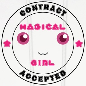 Magical Girl Contract Accepted - Men's Hoodie