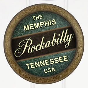 The Memphis Rockabilly Music Tennessee - Men's Hoodie