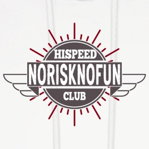 No Risk No Fun Hispeed Club - Men's Hoodie