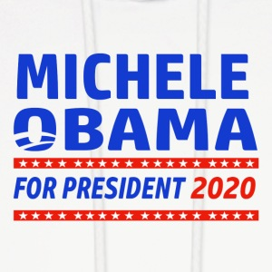 Michelle Obama 2020 designs - Men's Hoodie