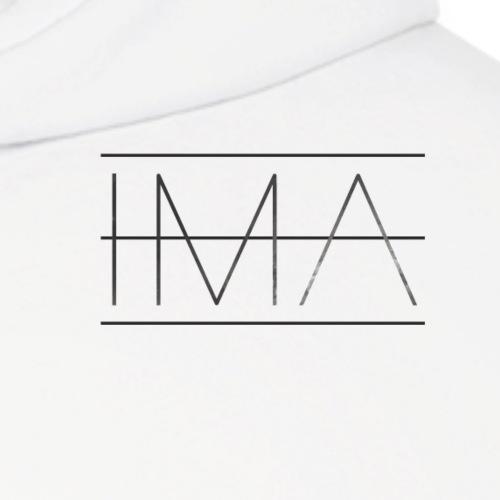 IMA Design Vector png - Men's Hoodie
