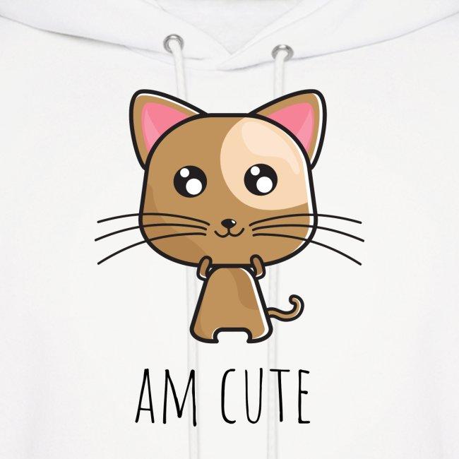 Am Cute Furry Animal