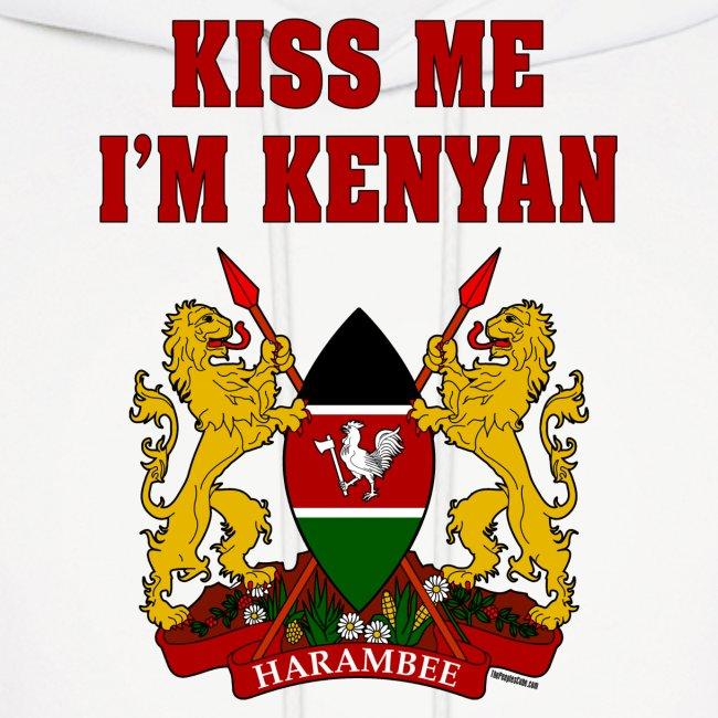 Kiss Me, I'm Kenyan