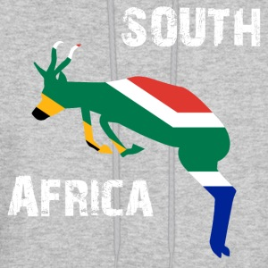 Nation-Design South Africa Springbok - Men's Hoodie