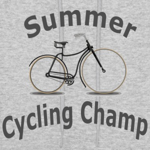 Summer Cycling Champ - Men's Hoodie