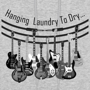 cool hanging laundry - Men's Hoodie