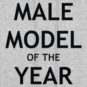 Model of the year - Men's Hoodie