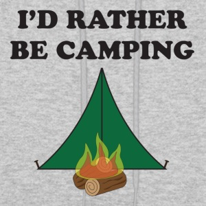 Rather Be Camping - Men's Hoodie