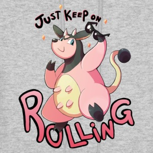Keep On Rolling - Men's Hoodie