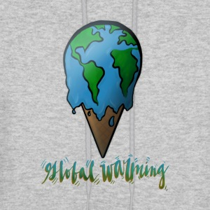 Global Warming - Men's Hoodie