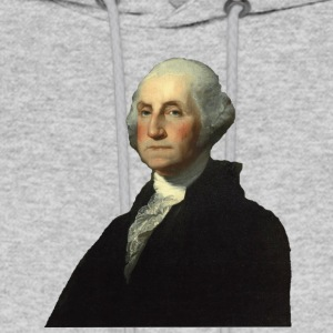 George Washington - Men's Hoodie