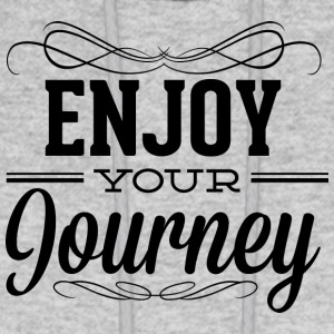 enjoy_your_journey - Men's Hoodie