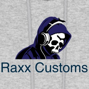 raxx customs logo 2 - Men's Hoodie