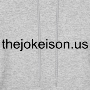 the joke is on us - Men's Hoodie