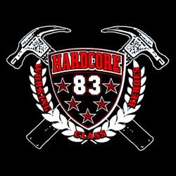 Hardcore 83 working class heroes