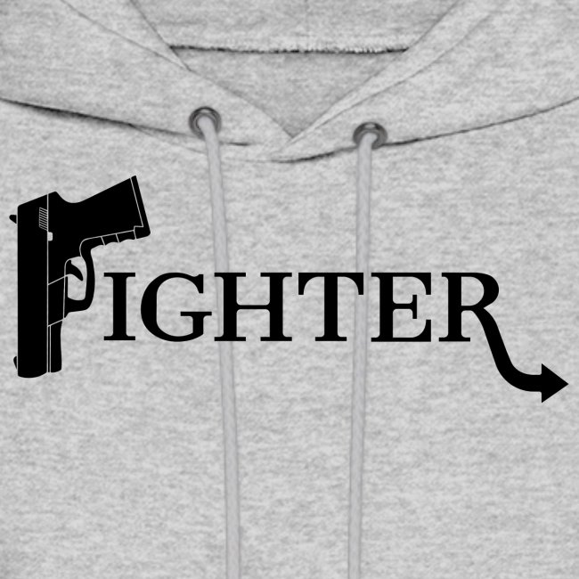 Fighter Solid Black